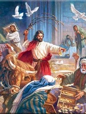 203. Reflexão para o 3º Domingo da Quaresma – Jo 2,13-25 (Ano B)