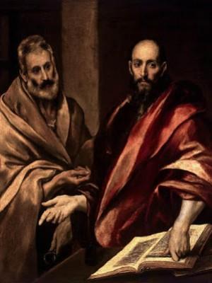 222. Reflexão para a Solenidade dos Santos Apóstolos Pedro e Paulo - Mt 16,13-19