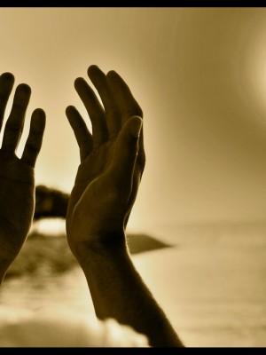 3. Oração de entrega