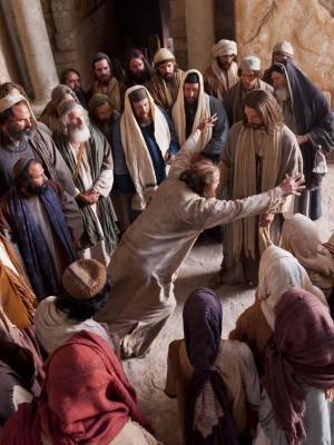 9. Em Cafarnaum (Mc 1,21-39)