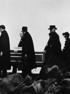 14. O enterro da Igreja