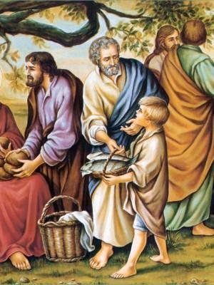 19.Os Pães e os Peixes (Mc 6,30-44)