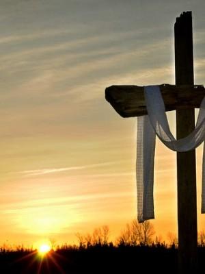 37. Olhando a cruz