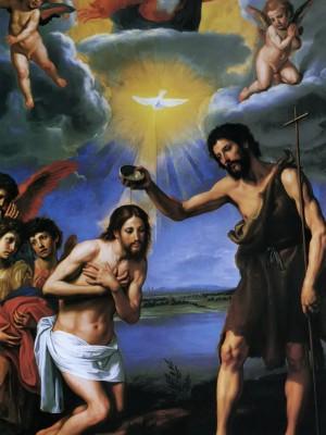 9. Passar pelas águas e vencer as tentações (Mt 3,1–4,11)