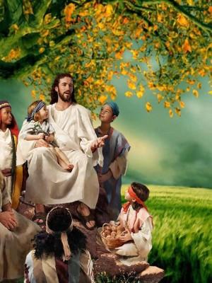 Pré-Evangelização – Pré 2 – Seguindo Jesus - 1 Encontro