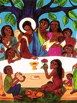 54. Um rei preparou um banquete