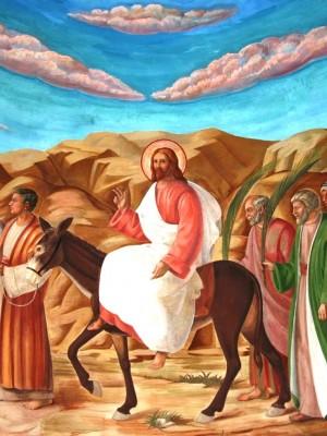 Salmo 21 - Domingo de Ramos Ano C