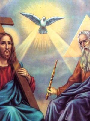 27.O CREDO: Está sentado à direita de Deus Pai todo-poderoso