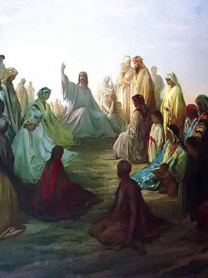"""159. """"Jesus subiu a montanha e chamou os que ele quis; e foram com eles. Ele constitui doze, para que ficassem com ele"""" (Mc 3,13-14a)."""