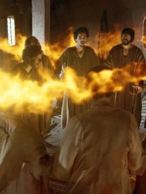27. A experiência do Espírito Santo na bíblia: na vida de Jesus (Evangelhos) e dos apóstolos (Atos)