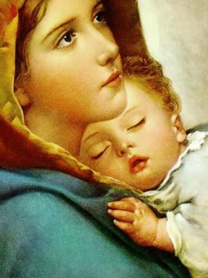 141. Reflexão para Solenidade de Santa Maria Mãe de Deus - Lc 2, 16-21