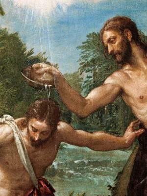 143. Reflexão para festa do Batismo do Senhor - Mt 3, 13-17 (Ano A)