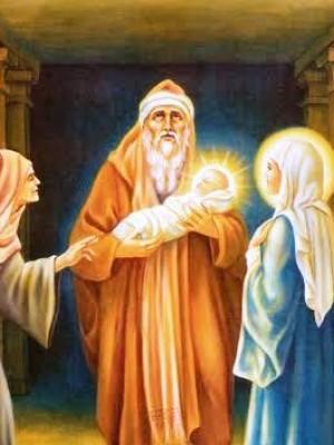 145. Reflexão para a Festa da Apresentação do Senhor - Lc 2, 22-40