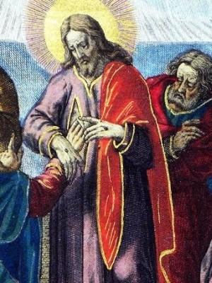 157. Reflexão para o 2º Domingo da Páscoa -  Jo 20, 19-31 (Ano A)