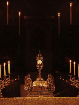 46. A ignorância da fé e a idolatria eucarística e religiosa em nossos tempos